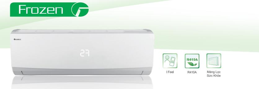 Tìm hiểu công nghệ điều hòa Gree: Turbo, Inverter, i-feel